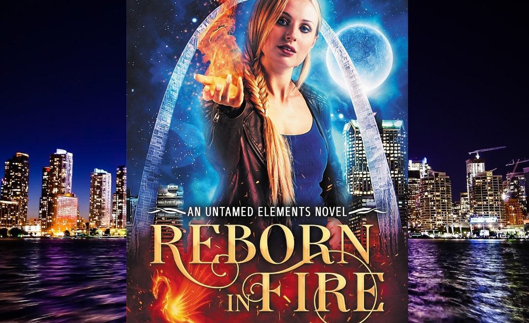 Reborn in Fire – First Three Chapters…