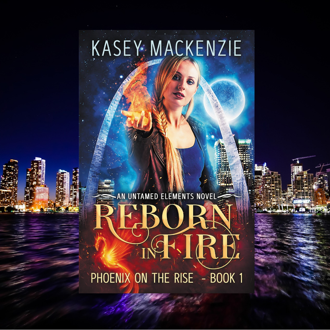 Reborn in Fire Available from Amazon!