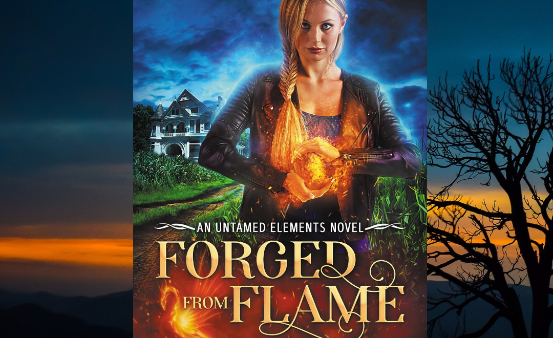 Official Forged from Flame Release Date: May 1, 2019