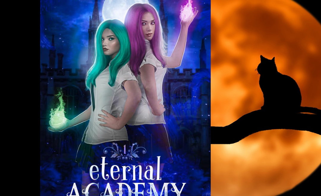 Hot New Academy UF Series Out Now!