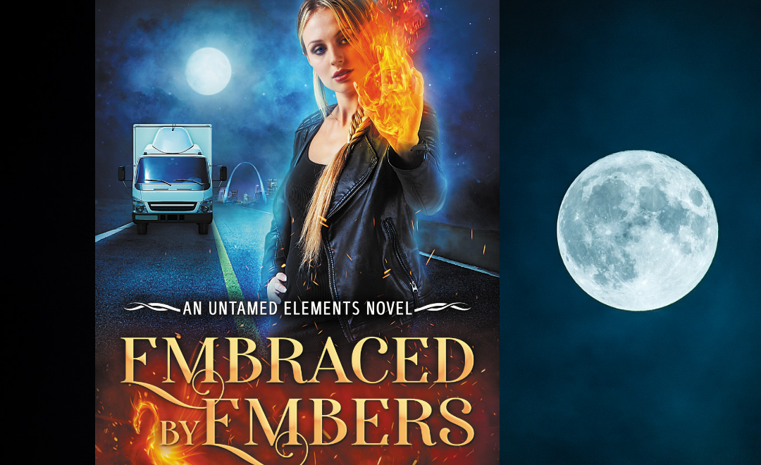 Untamed Elements 3: Embraced by Embers Out Next Week!