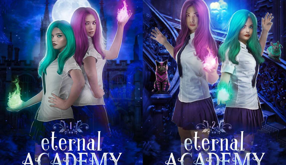 Eternal Academy 2 Cover Reveal