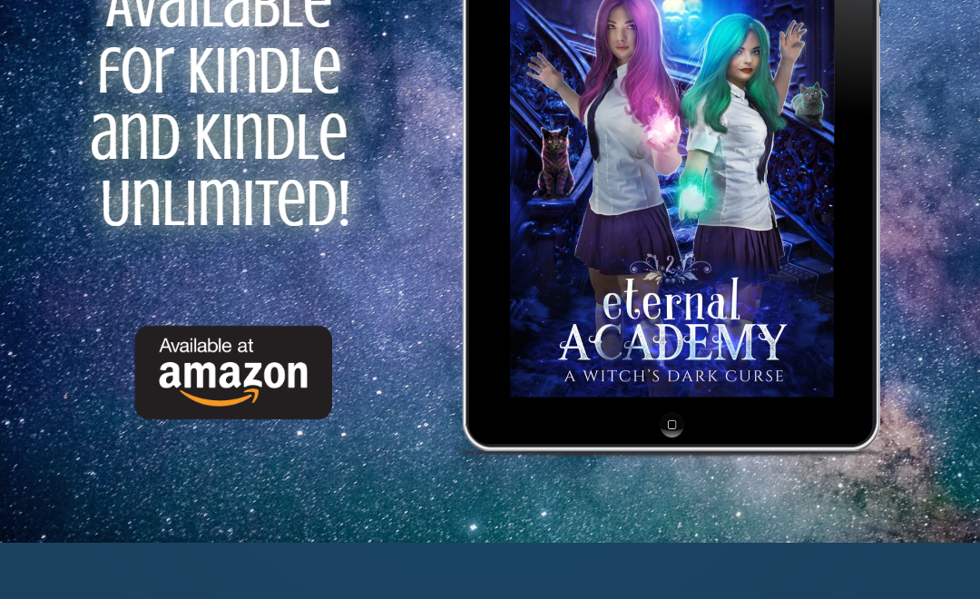 Eternal Academy 2 Now Out!