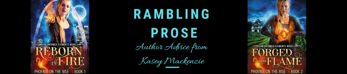 BLOG – Rambling Prose Ep 1: Intro of Author Kasey Mackenzie